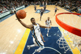 Charlotte Bobcats v Memphis Grizzlies: OJ Mayo