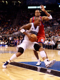 Philadelphia 76ers v Orlando Magic: Quentin Richardson and Andre Iguodala