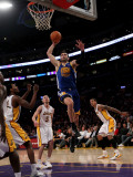 Golden State Warriors v Los Angeles Lakers: Vladimir Radmanovic