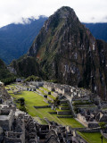 Machu Picchu  an Archaeological Site in Peru