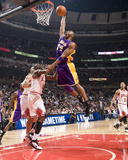 Los Angeles Lakers v Chicago Bulls: Kobe Bryant and Luol Deng