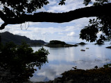 Morning on the Scottish Coast Along the South Morar Peninsula
