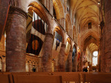 Interior View of St Magnus Cathedral