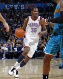 New Orleans Hornets v Oklahoma City Thunder: Kevin Durant