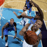 Dallas Mavericks v New Orleans Hornets: Jerryd Bayless