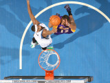 Los Angeles Lakers v Minnesota Timberwolves: Corey Brewer and Shannon Brown