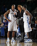 Austin Toros v Texas Legends: Nancy Lieberman  Antonio Daniels and Justin Dentmon