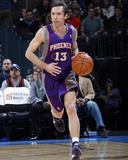 Phoenix Suns v Oklahoma City Thunder: Steve Nash