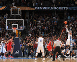 Chicago Bulls v Denver Nuggets: Carmelo Anthony