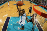 San Antonio Spurs v New Orleans Hornets: Marcus Thornton