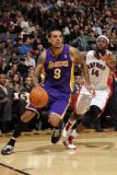 Los Angeles Lakers v Toronto Raptors: Matt Barnes and Julian Wright