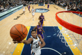 Los Angeles Lakers v Memphis Grizzlies: Rudy Gay and Ron Artest
