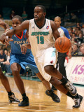 Tulsa 66ers v Sioux Falls Skyforce: Leemire Goldwire and Jerome Dyson