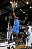 Tulsa 66ers v Texas Legends: Larry Owens