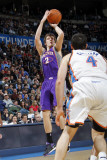 Phoenix Suns v Oklahoma City Thunder: Goran Dragic and Nick Collison