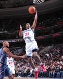Charlotte Bobcats v Philadelphia 76ers: Thaddeus Young