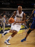 Golden State Warriors v Dallas Mavericks: Caron Butler and Dorrell Wright