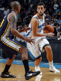 Utah Jazz v New Orleans Hornets: Marco Belinelli and Raja Bell