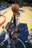 Charlotte Bobcats v Memphis Grizzlies: Stephen Jackson and Rudy Gay