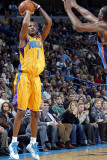 Oklahoma City Thunder v New Orleans Hornets: Trevor Ariza