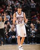 Atlanta Hawks v New Jersey Nets: Sasha Vujacic