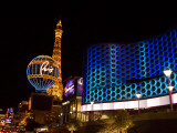 A Lavish Display of Lights in Las Vegas