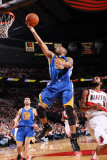 Golden State Warriors v Portland Trail Blazers: Patrick Mills and Acie Law
