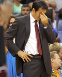 Miami Heat v Orlando Magic: Erik Spoelstra