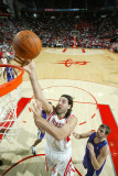 Sacramento Kings v Houston Rockets: Luis Scola
