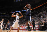 Memphis Grizzlies v San Antonio Spurs: Tony Allen and Richard Jefferson