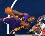 Los Angeles Lakers v Memphis Grizzlies: Kobe Bryant and Hasheem Thabeet