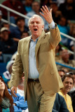 San Antonio Spurs v New Orleans Hornets: Gregg Popovich