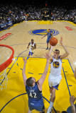 Minnesota Timberwolves v Golden State Warriors: Lou Amundson and Kevin Love