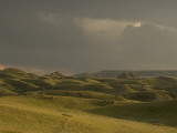 Thunderclouds Gather Above Little Missouri National Grasslands