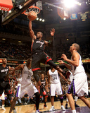 Miami Heat v Sacramento Kings: Dwayne Wade