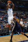 Utah Jazz v New Orleans Hornets: Trevor Ariza and Raja Bell