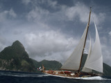 Charter Yacht Scircco Caribbena