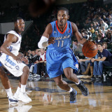 Tulsa 66ers v Texas Legends: Jerome Dyson and Booker Woodfox