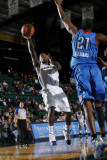 Tulsa 66ers v Texas Legends: Justin Dentmon and Latavious Williams