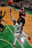 Portland Trail Blazers v Boston Celtics: Rajon Rondo