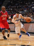 Philadelphia 76ers v Orlando Magic: JJ Redick and Jodie Meeks