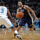 Utah Jazz v New Orleans Hornets: Deron Williams and Chris Paul