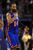 New York Knicks v Golden State Warriors: Ronny Turiaf