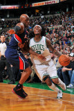 Atlanta Hawks v Boston Celtics: Marquis Daniels