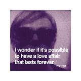 Elle et lui Giclée par Andy Warhol