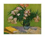 Still Life with Oleander Giclée par Vincent Van Gogh