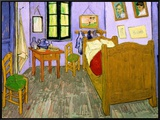 The Bedroom at Arles  c1887