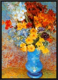 Vase of Flowers  c1887