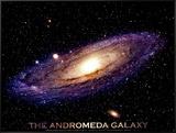 Andromeda Galaxy Print