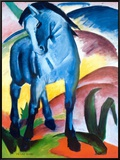 Blue Horse I
